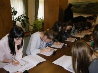 Czytaj więcej: Młodzież z Liceum Ogólnokształcącego w Słomnikach  zaproszona na wykład do Biblioteki...